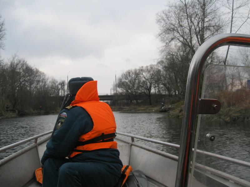 Oбстановку на водоемах контролируют инспекторы ГИМС
